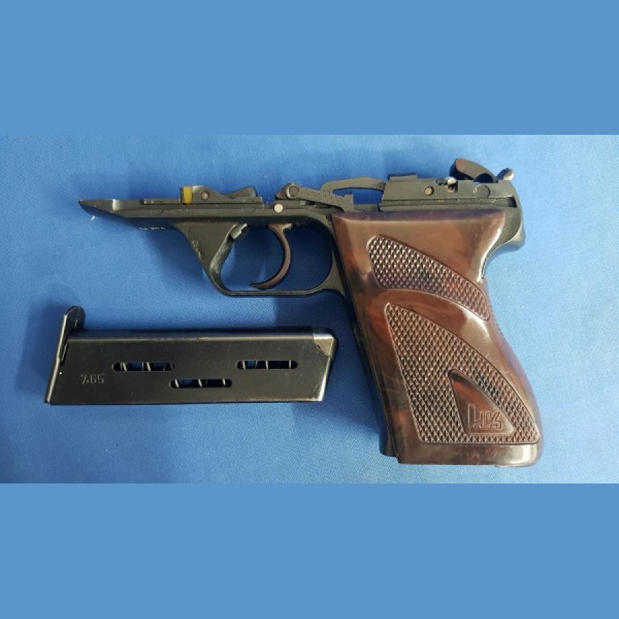 H+K HK4 komplett mit Magazin Kal. 7.65mm Snr. 14077