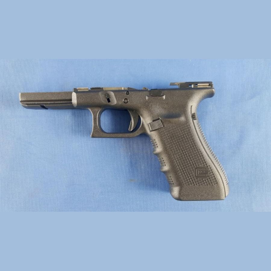 Glock 17 Gen4, Kal.9x19mm