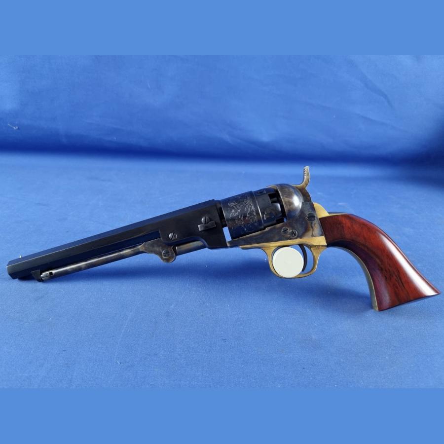 Uberti Vorderlader 1862 Pocket Navy  Kal. 36 (.378) 6,5″ Lauf, brüniert