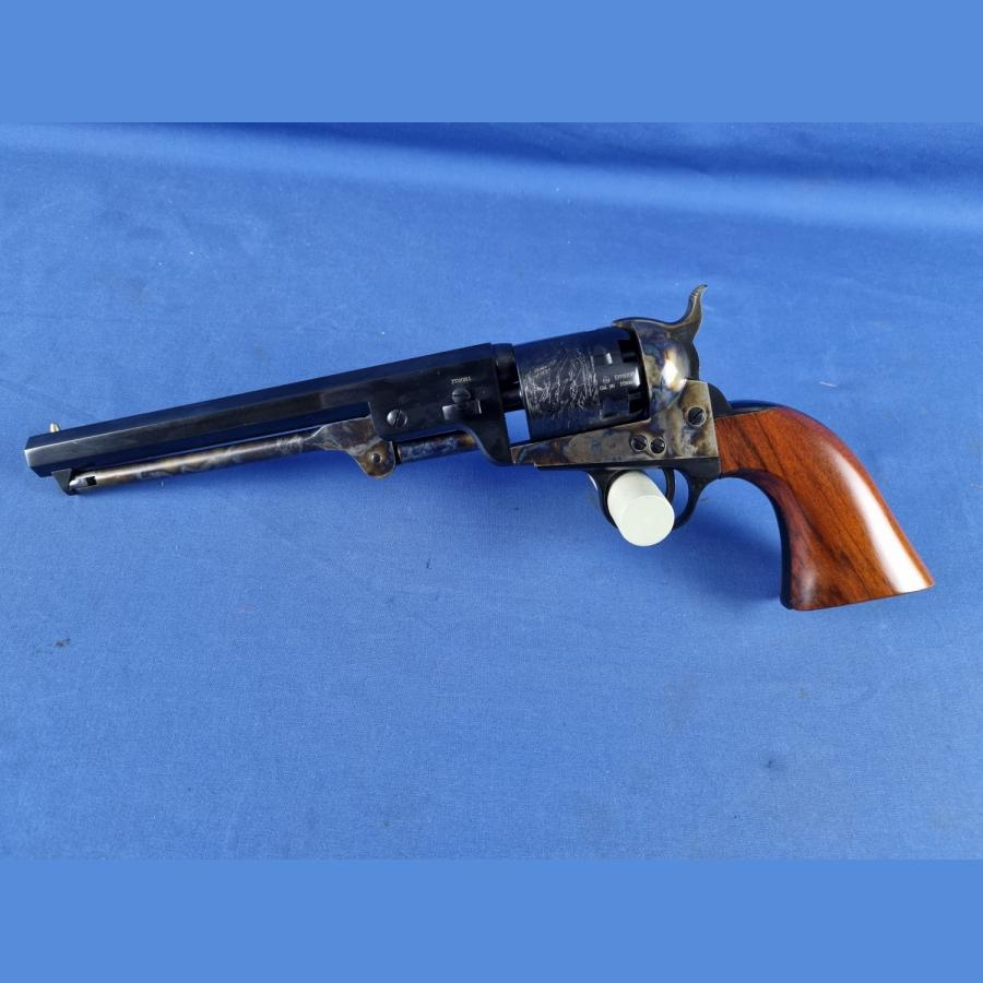 Uberti Colt 1851 Navy London Steel Kal.36, 7.5″