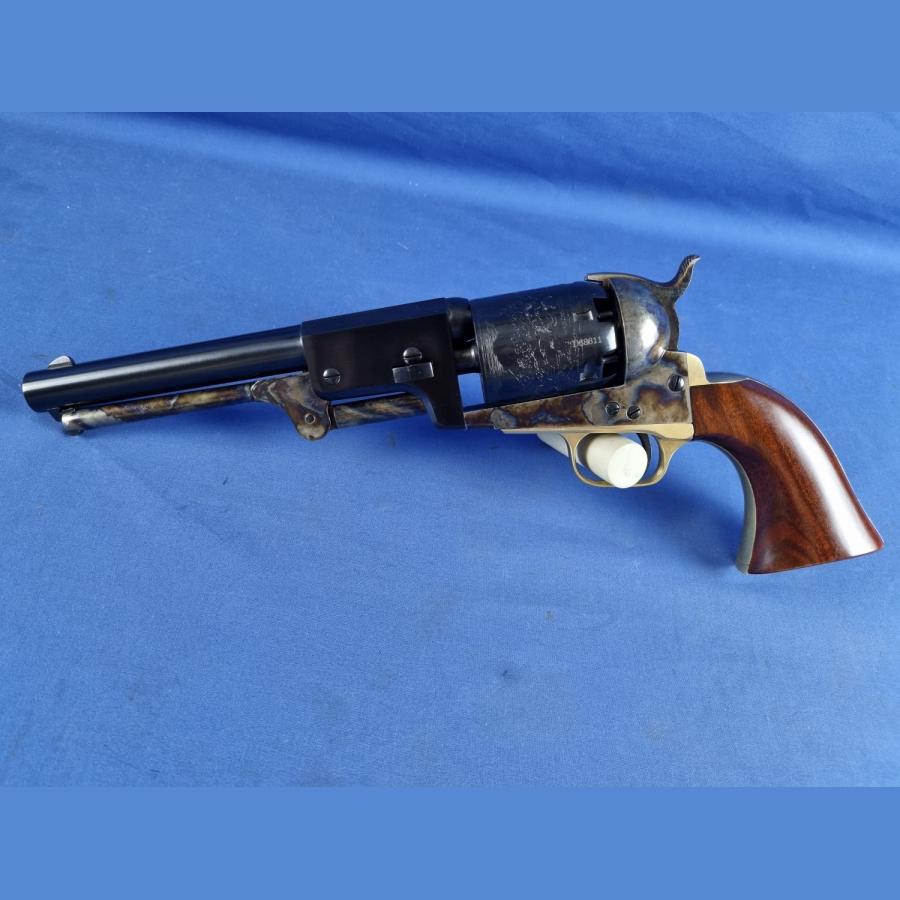 Uberti 1851 Vorderlader Dragoon  Kal. 44 (.457) 7,5″ Lauf, brüniert