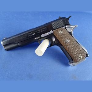 Pistole Gabilondoy Cia (Llama) Spanien,  Kal. 9mm