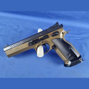 CZ Pistole TS 2 Deep Bronze Kal. 9x19mm