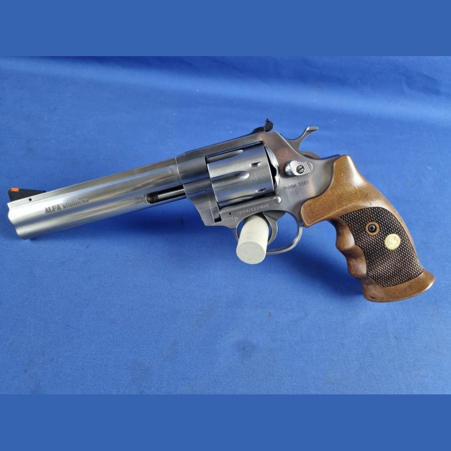 Alfa Proj Stainless Mod.3561, Kal.357Mag